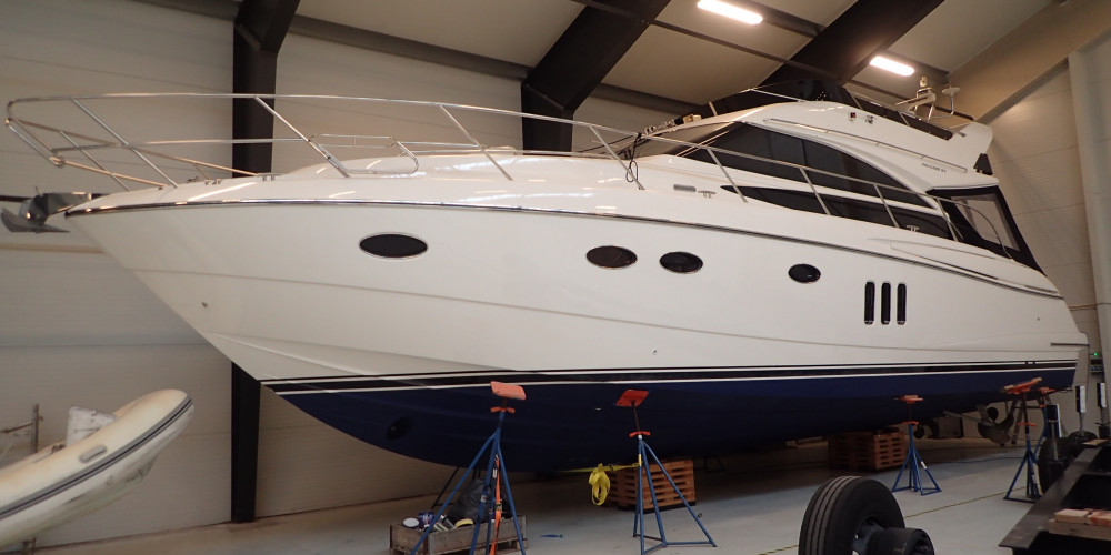 Princess 54 Flybridge
